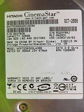 320 GB HITACHI HCP725032GLA380 OCT-2008 MLC: BA2831 | P/N:0A37036 | Festplatte