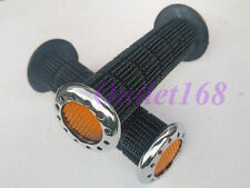 Pair Honda SS50 S50 H100 S110 CD175 CD125 CB ML 125 200 Handgrip Grip Reflector