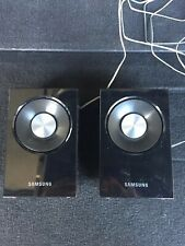 Samsung Pair Front Speakers PS-DS2-1 for HT-D550 HT-D4500 Home Theater OEM Wires