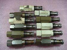 LOT 11 Fluid Controls 1L10-F-50S / 50SV / 40S Hydraulic Cartridge Relief Valve