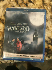 An American Werewolf in London [Full Moon Edition] [Blu-ray] excellent condition