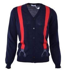 Abbigliamento da uomo blu Moschino