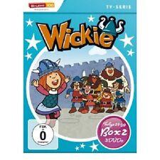WICKIE UND DIE STARKEN MÄNNER  (BOX 2, FOLGE 21-39)  3 DVD  TV-SERIE  NEU