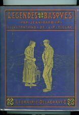Legendes Basques par Barbier Bilingue illustré Tillac