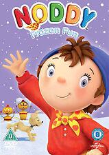 DVD:NODDY IN TOYLAND - FROZEN FUN - NEW Region 2 UK