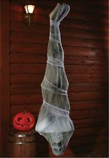 183cm Cocoon Mummy Corpse Halloween Horror Prop Shop Display Hanging Decoration