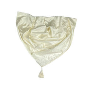Croscill Discontinued Bundle 4 Ascot Valances Curtain Ivory Tassel Luxury Decor