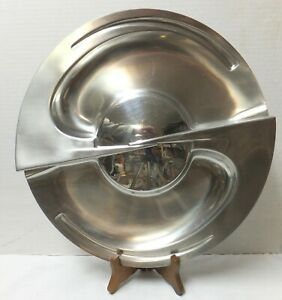 Carmelo Cappello Alessi D' Apres AFM 903 Stainless Steel Circular Sculpture