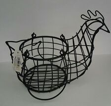 Wire chicken egg basket *NewWithTag*