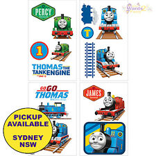 THOMAS THE TANK ENGINE PARTY SUPPLIES 8 TATTOOS LOOT BAG BIRTHDAY FAVOURS