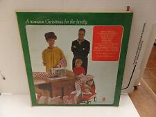 A Singer Christmas For the Family Singer Records 072216DBE