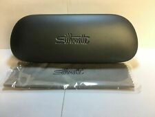 BRAND NEW Silhouette Eyeglass Hard Clamshell Case