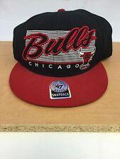 47 Brand Hard Wood Classic Snap Back Chicago Bulls Hat