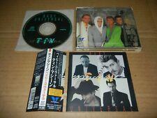 "Tin Machine (David Bowie) ""Baby Universal"" Japan Only CD w/OBI VICP-15012"