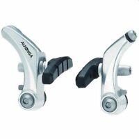 Cantilever Bremse für vorne oder hinten silber mit Zubehör