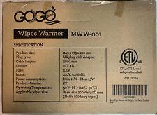 Gogo Pure Wipes Warmer Baby Wipes Warmer with Night Light Mww-001