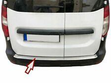 Protector paragolpes para Dacia Dokker desde 2012 en acero mate