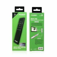 New Slim Media Remote Control for Xbox One DVD BluRay TV - Multimedia