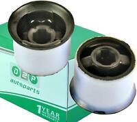 PAIR OF FRONT WISHBONE REAR BUSHES OF 21MM FOR AUDI, SEAT, SKODA & VW 6Q0407183