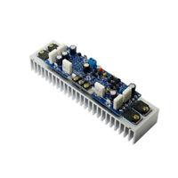 LJM Mono Class AB L12-2 Power Amp Board Assembled 120W +-55V with Heatsink