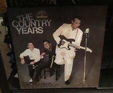 SUN RECORDS THE COUNTRY YEARS 1950-1959 Vinyl 11 LP Box Set JOHNNY CASH PERKINS