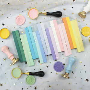 20 Color DIY Square Fire Paint Wax Strip Simple Wind Fire Paint Wax Hand Acco`