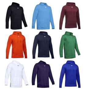 Under Armour 1300123 Men's UA Hustle Fleece Athletic Loose Fitted Hoodie