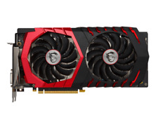 MSI GeForce GTX 1060 Gaming X 6G Graphics Card, 6GB GDDR5, DVI-I, HDMI, DP