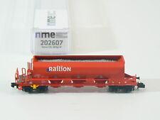 NME N 202607, DB Schotterwagen Facns 133, RAILION, rot, neu, OVP