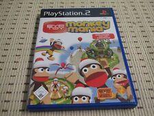 Eye Toy Monkey Mania für Playstation 2 PS2 PS 2 *OVP*
