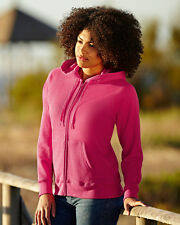 Fruit of the Loom Polyester Hoodies for Women