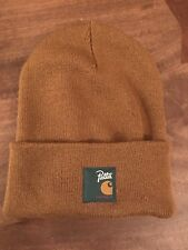 Carhartt WIP x Patta Knit Cap Beanie Burnt Orange palace supreme