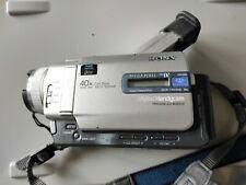 Cámara De Video Videocámara Sony Handycam DCR-TRV20E De Cinta Mini DV Digital