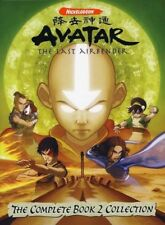 Avatar~ The Last Airbender ~ Complete Book 2 - Earth ~ BRAND NEW 5-DISC DVD SET