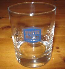 WHYTE & MACKAY Scotch Whisky Glass - Rare
