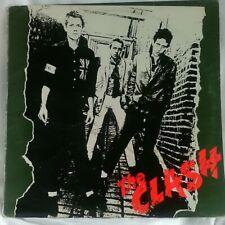 The Clash - The Clash, 1977, British import, CBS 82000, VG+ vinyl