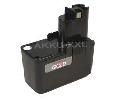 Akku für Bosch 12V 1500mAH NIMH GSR PSR 12 2607335055