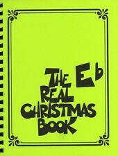 Le véritable chants de Noël apprendre à jouer E flat Saxophone Alto Saxophone livre de musique