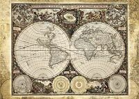 Historical Map of the World Schmidt Jigsaw Puzzle 2000 pieces 58178