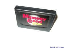 ## SEGA SATURN - Memory Card Plus / Speicherkarte ##