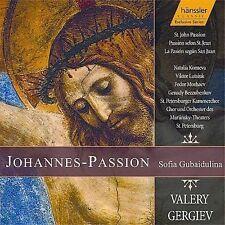 NEW Johannes Passion (Audio CD)