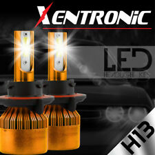 XENTRONIC LED HID Headlight  kit H13 9008 6000K for 2007-2009 Suzuki XL-7