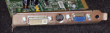 Radeon X300 PCI-E Video Card 128MB Memory -- DVI, VGA, TV-out -- Dell 0F3988
