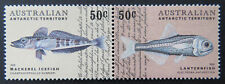 2006 AAT Decimal Stamps - Fish of Australian Antarctic Territory - Set 2-50c MNH