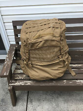 USMC FILBE Coyote complete Main Back Pack rucksack field pack system, Repaired