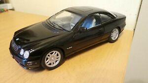 WELLY 1/24 MERCEDES BENZ CL 600 NO 2073 UNBOXED