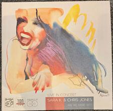 Sara K. & Chris Jones - Are We There Yet? Live In Concert VINYL LP SFR357.8030.1