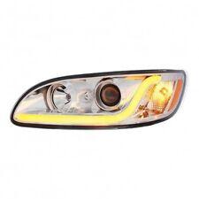 UNITED PACIFIC 31252 - Peterbilt 386/387 Projection Headlight - Driver