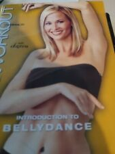 Goddess Workout: Introduction to Bellydance DVD (2004) Dolphina cert E