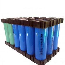 10X 18650 Li-ion Cell Battery Bracket Cylindrical Holder Safety Anti vibration